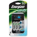 Energizer Intelligent Battery Charger AA AAA Batteries Includes 4 x AA 2000mAh